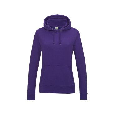 Pack 6 Uds Sudadera con capucha mujer COLLEGE JH001F AWDIS JUST HOODS