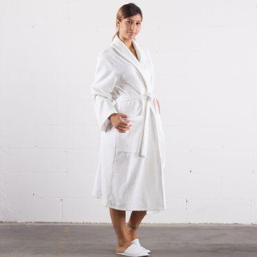 Albornoz cuello kimono BATHROBE TERRY BEAR DREAM