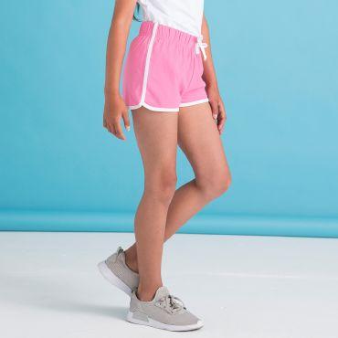 Pantalón  corto deportivo retro unisex SKSM069 SKINNIFIT