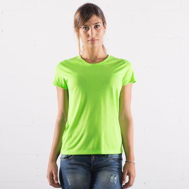 Camiseta deportiva protección UV mujer PERFORMANCE STARWORLD