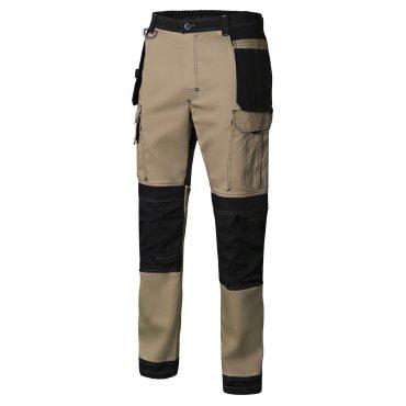 Pantalón de trabajo multibolsillos canvas unisex 103019S VELILLA