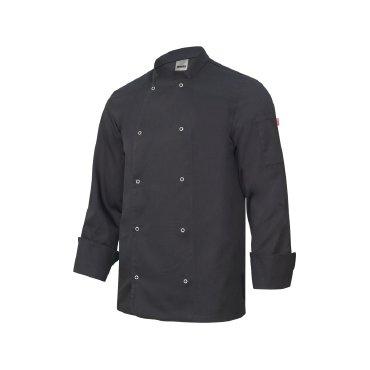 Chaqueta cocinero manga larga unisex 405206 VELILLA