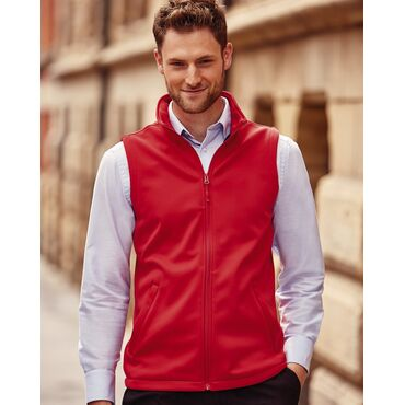 Chaleco softshell hombre R-041M-0 SMART Russell