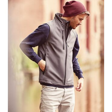 Chaleco softshell hombre R-141M-0 Russell