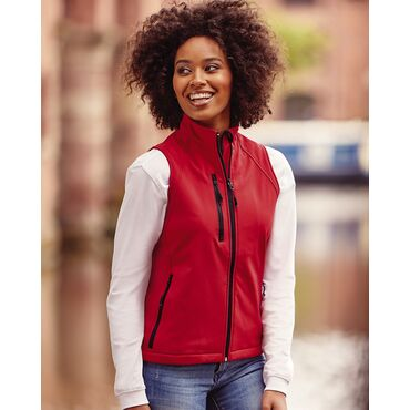 Chaleco softshell mujer R-141F-0 Russell