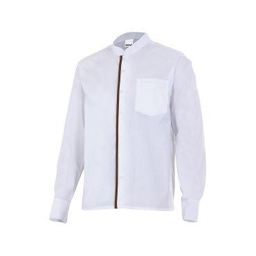 Camisa manga larga unisex PLISTAN VELILLA