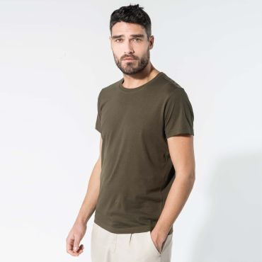 Camiseta orgánica hombre K371 Kariban