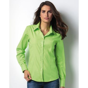 Blusa de manga larga mujer WORKFORCE KK729 KUSTOM KIT