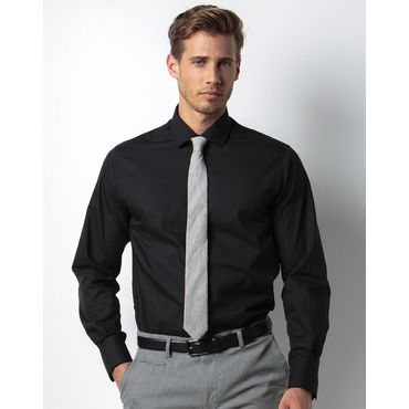 Camisa de manga larga hombre BUSINESS KK131 KUSTOM KIT