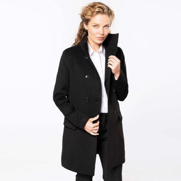 Abrigo clásico premium mujer K6141 Kariban