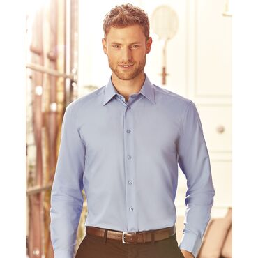 Camisa manga larga hombre R-924M-0 RUSSELL COLLECTION