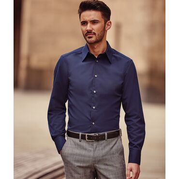 Camisa manga larga hombre R-954M-0 RUSSELL COLLECTION