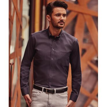 Camisa manga larga hombre R-916M-0 RUSSELL COLLECTION