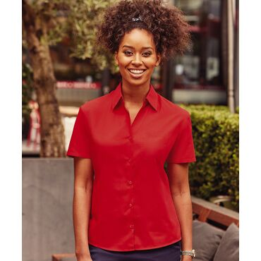 Camisa manga corta mujer R-935F-0 RUSSELL COLLECTION