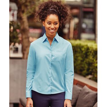 Camisa manga larga mujer R-934F-0 RUSSELL COLLECTION