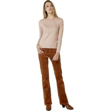 Camiseta de manga larga mujer TW06T WOMEN B&C