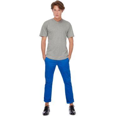 Camiseta cuello de pico hombre EXACT V NECK MEN B&C