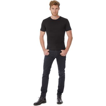 Camiseta básica hombre FIT MEN B&C