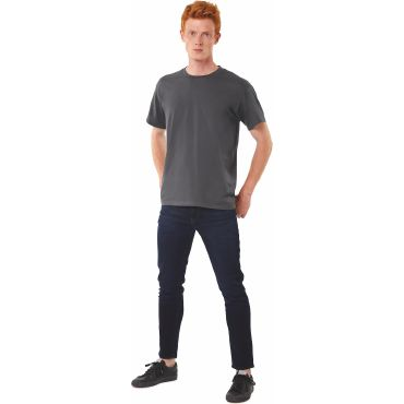 Camiseta básica hombre EXACT 190 MEN B&C