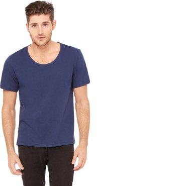 Camiseta básica hombre 3406 ALISA BELLA + CANVAS