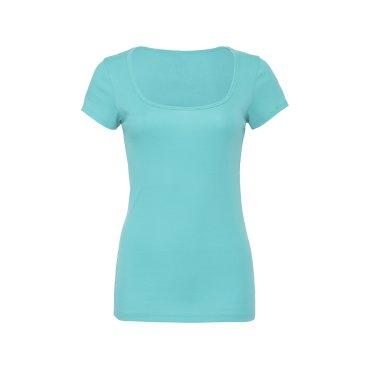 Camiseta básica mujer 8703 ANJALI BELLA + CANVAS