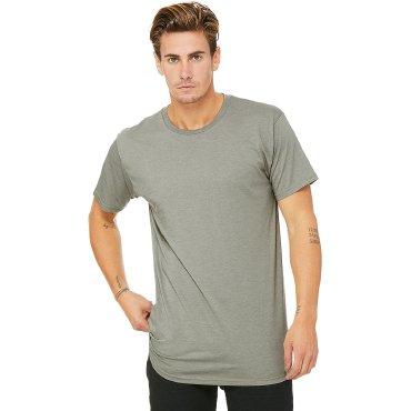 Camiseta extra larga hombre 3006 URBAN TEE BELLA + CANVAS