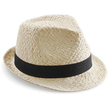 Sombrero tribly de paja unisex FESTIVAL B720 BEECHFIELD