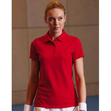 Polo técnico mujer 63-040-0 PERFORMANCE FRUIT OF THE LOOM