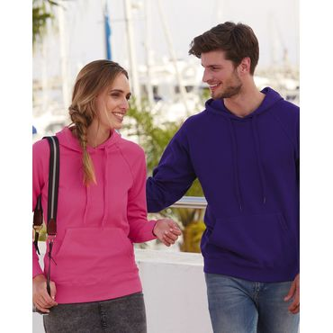 Sudadera con capucha mujer 62-148-0 FRUIT OF THE LOOM