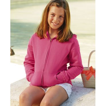 Sudadera con capucha niño 62-045-0 FRUIT OF THE LOOM