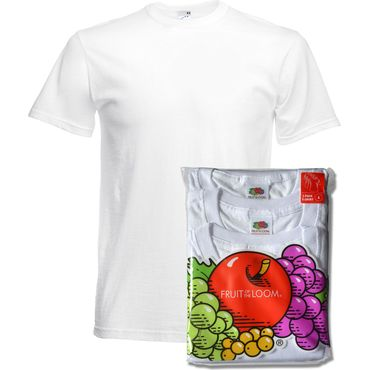 Camiseta interior hombre 67-082-3 UNDERWEAR FRUIT OF THE LOOM