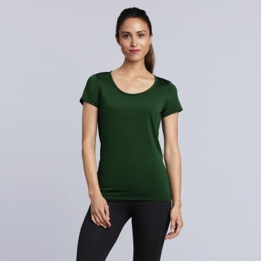 Camiseta deportiva mujer 46000L PERFORMANCE CORE GILDAN
