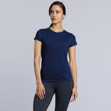 Camiseta deportiva mujer 42000L GILDAN