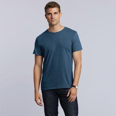 Camiseta básica hombre 64000 SOFTSTYLE® GILDAN