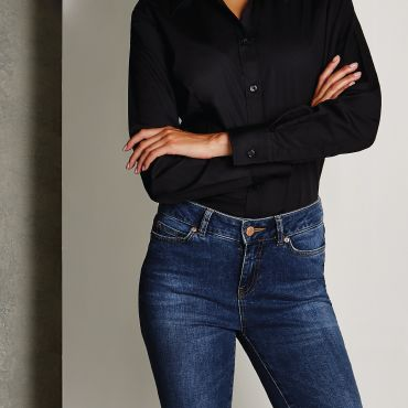 Blusa de manga larga mujer KK729 WORKFORCE KUSTOM KIT