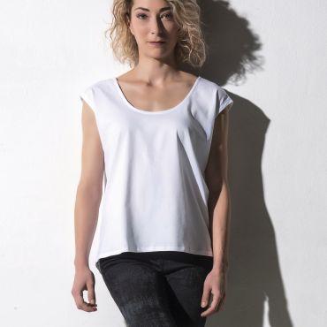 Camiseta básica mujer RUBY NAKEDSHIRT