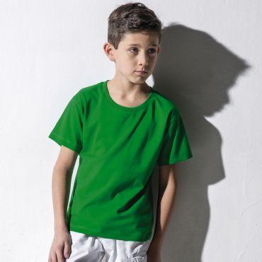 Camiseta básica niño FROG NAKEDSHIRT