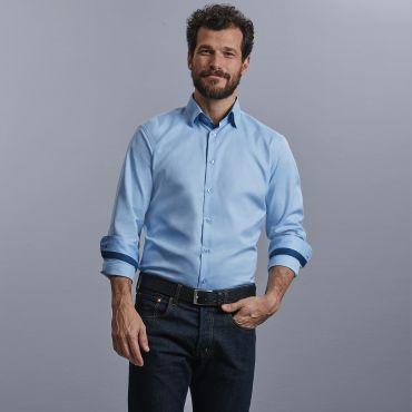 Camisa de manga larga hombre R-964M-0 RUSSELL COLLECTION