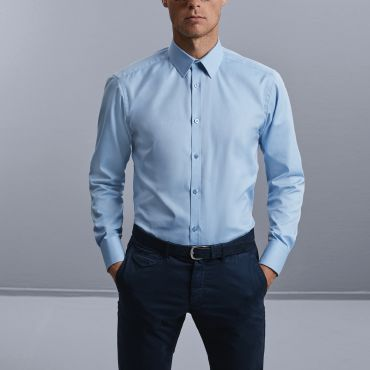Camisa de manga larga hombre R-962M-0 RUSSELL COLLECTION