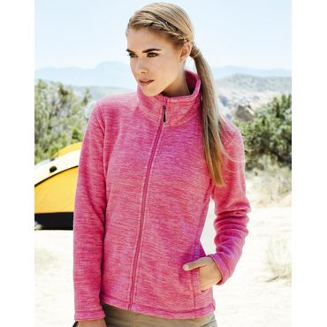 Chaqueta polar mujer ST5140 ACTIVE MELANGE Active by Stedman