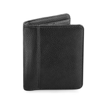 Cartera billetera hombre QD890 NUHIDE® QUADRA