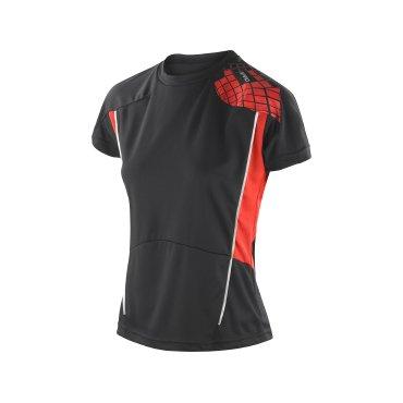 Camiseta técnica mujer S176F TRAINING SPIRO