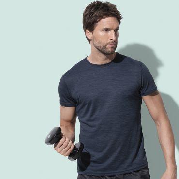 Camiseta deportiva hombre ST8020 ACTIVE INTENSE TECH STEDMAN