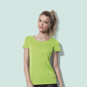 Camiseta deportiva mujer ST8700 ACTIVE COTTON TOUCH STEDMAN