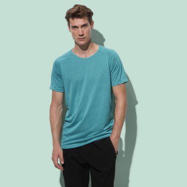 Camiseta deportiva hombre ST8200 ACTIVE PERFORMANCE STEDMAN