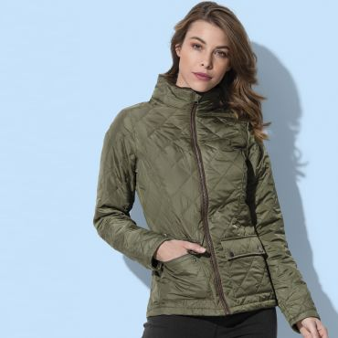 Chaqueta acolchada mujer ST5360 ACTIVE STEDMAN