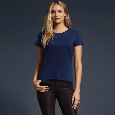 Camiseta básica mujer 880 ANVIL