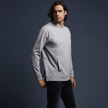 Camiseta con capucha manga larga unisex 73500 ANVIL