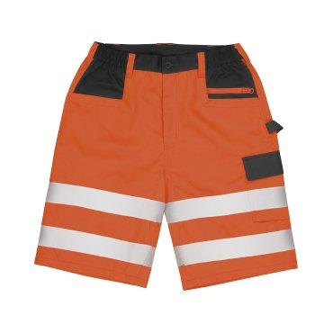 Pantalón corto de alta visibilidad hombre R328X CARGO RESULT SAFE GUARD