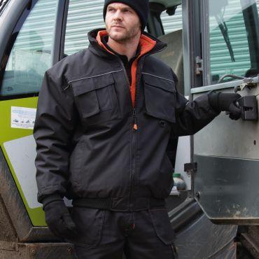 Chaqueta de trabajo hombre R300X RESULT WORK GUARD